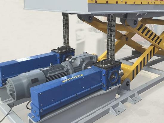HD Lift Duplex elevation system