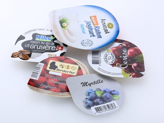 innovative digital print on aluminium seals