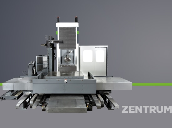 New Horizontal Boring and Milling Machine from LYMCO
