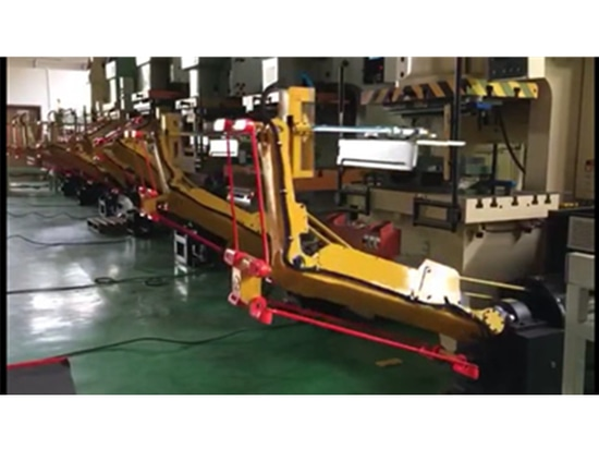 iDEABOX 3 in Bus Robot and Production Line