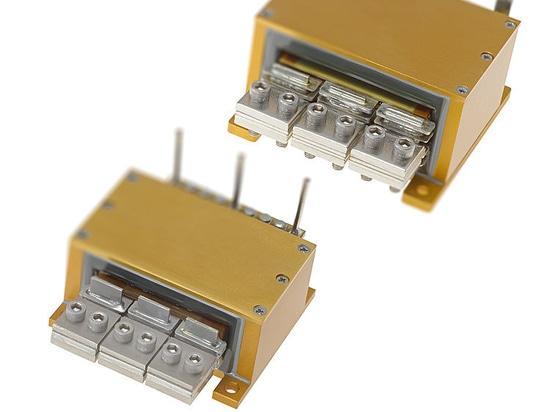 Aerospace Planar Transformer for Switch-Mode Power Supplies