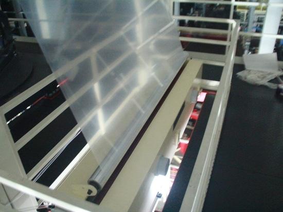 3-layer Blown Film Machine for Customer in India
