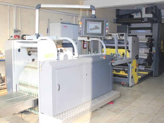 Double Innovation In Paper Bag Machine