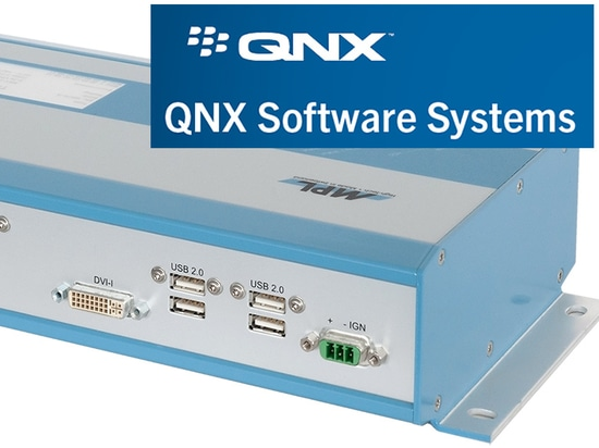 Swiss Made Embedded Computer with i7 Quad Core now with QNX 7.0 Support