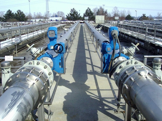 Iris® Diaphragm Control Valves at Munich Airport