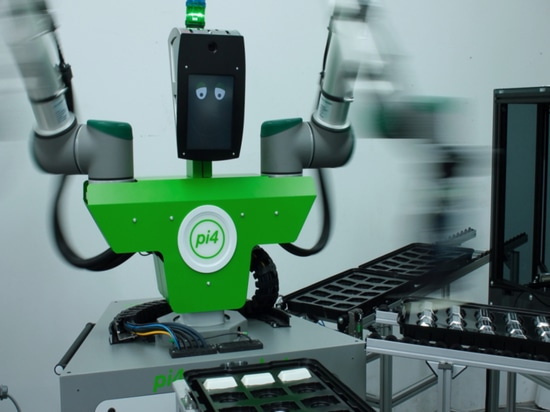 Pi4 and the First Employment Agency for Robots