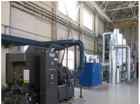 Liquid Nitrogen Generator (Plant)