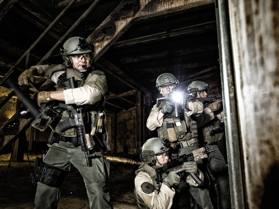 Tactical Light Police
