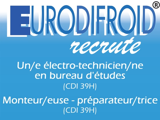 Eurodifroid  is recruiting