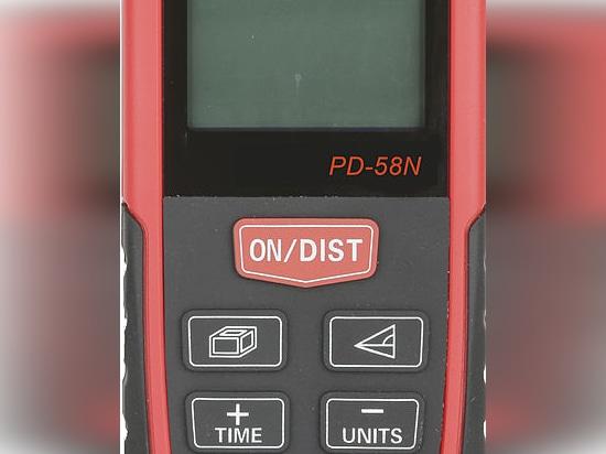 SOUTH/hand-held distance meter/PD-58N