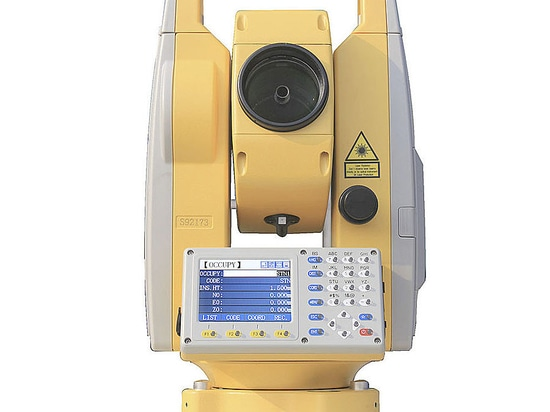 SOUTH/Total station/reflectorless/automatic/monitoring/wireless/NTS-370R10