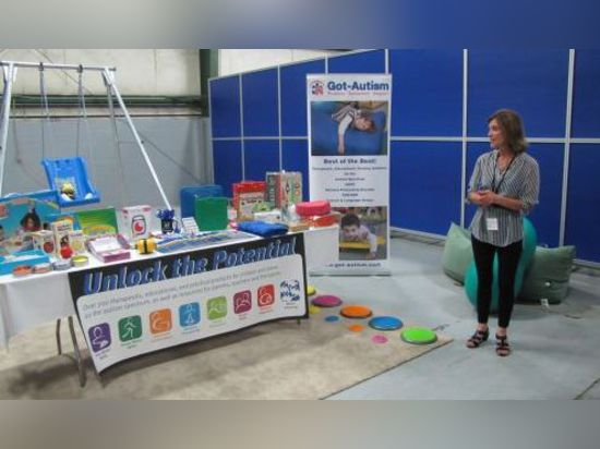 Although it may a seem sideline unrelated to industrial hydraulics, company backing has put Got-Autism LLC into the mainstream of providing products and resources that help youngsters with autism.