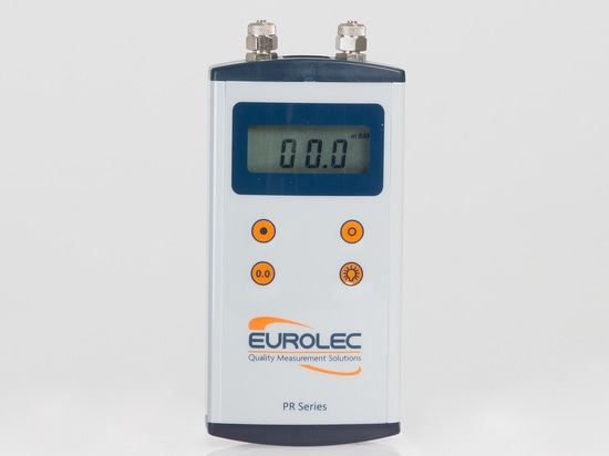 Eurolec PR Series manometers - now with increased accuracy!