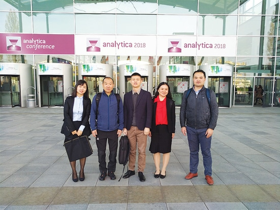 CKIC Team in Analytica 2018