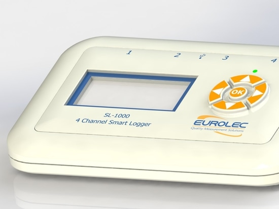 Coming SOON from Eurolec - The NEW SL-1000 4 Channel Smart Logger!
