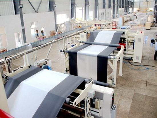 6-layer Mulch Film Casting Machine in Israel