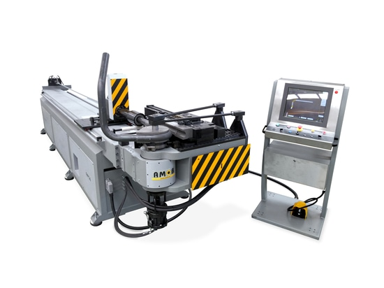 AMOB DELIVERS CNC PIPE BENDER PACKAGE TO LIVESTOCK EQUIPMENT COMPANY