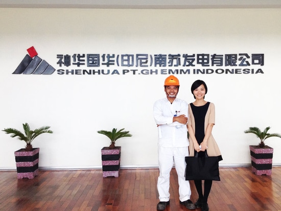 Trusted Partner in Decade - CKIC provide continuous support to PT. GH EMM INDONESIA in Indonesia