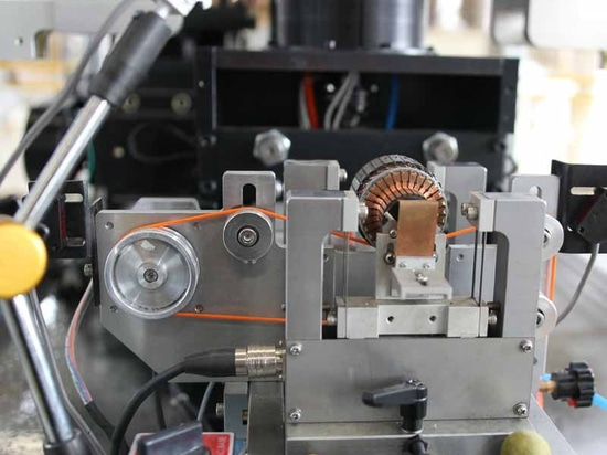 Winding Rotor Automatic Balancing Machine