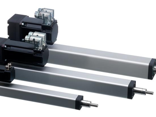 Electromechanical Precision Linear Actuators