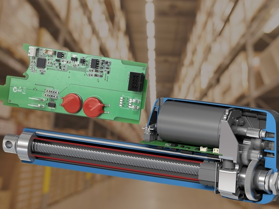 Electrak HD smart linear cylinder