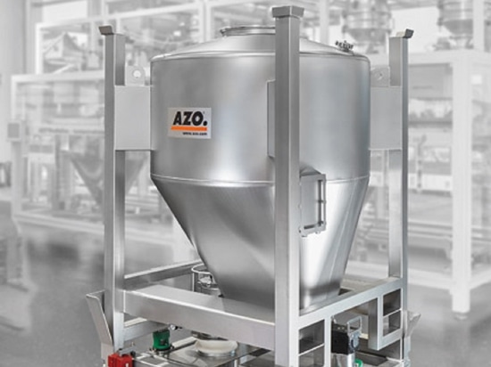 AZO DOSITAINER® with integrated dosing screw, also suitable for ignition sensitive dusts