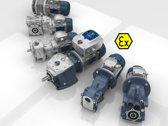 ATEX gearboxes
