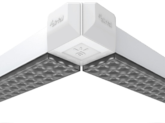 Logix, the new Airfal luminaire for industry and retail