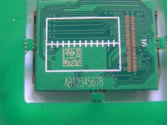 PCB laser marking machine