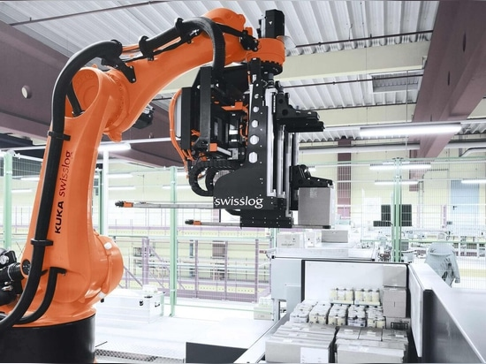 XPO and Nestlé to create 'digital warehouse of the future'