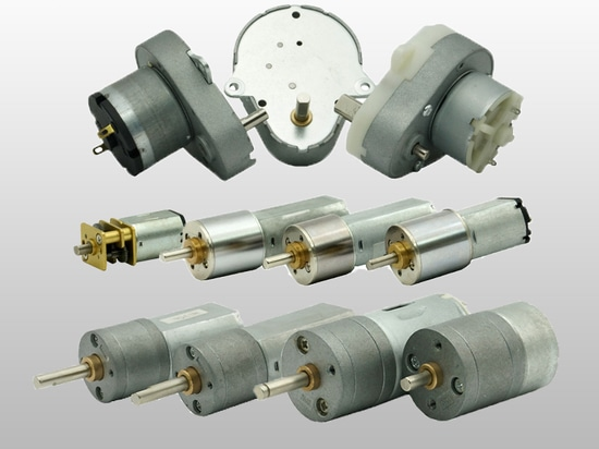Advantages and drawbacks of DC Geared Motors