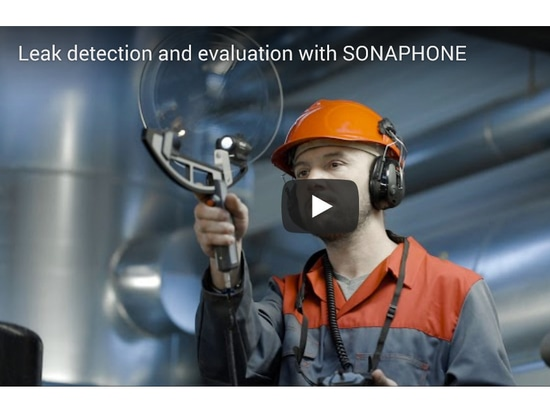 SONOTEC shows how things are going! New application films on the use of ultrasonic testing devices in preventive maintenance