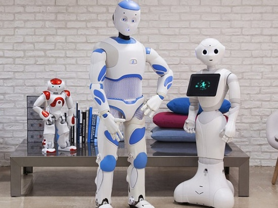 Courtesy: SoftBank Robotics