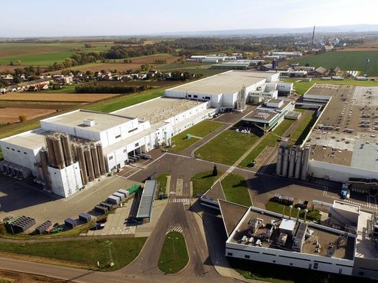 Mondelez International's Biscuit Factory Expansion, Opava, Czech Republic