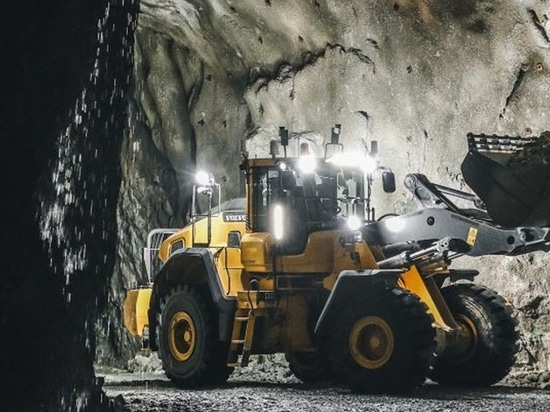 Volvo CE Up 32% in Q2