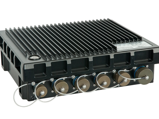 Rugged Embedded Computer with NVIDIA 768-Core GPGPU
