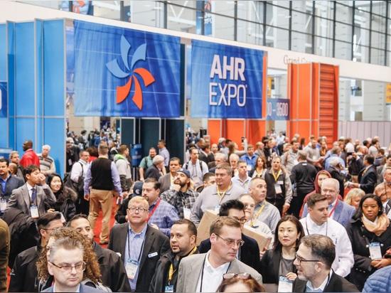 AHR Expo Returns to Atlanta in 2019