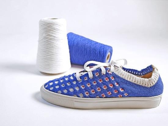 A New Digital Knitting Machine