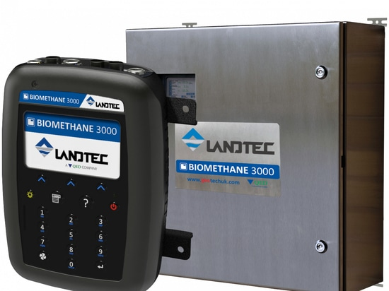 New Biomethane Analyser from QED for Anaerobic Digestion Gas Upgrading Applications