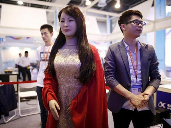 China has the Most Advanced Robotics and AI in the World