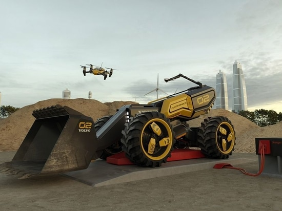 VOLVO CE AND LEGO® TECHNIC INTRODUCE ZEUX