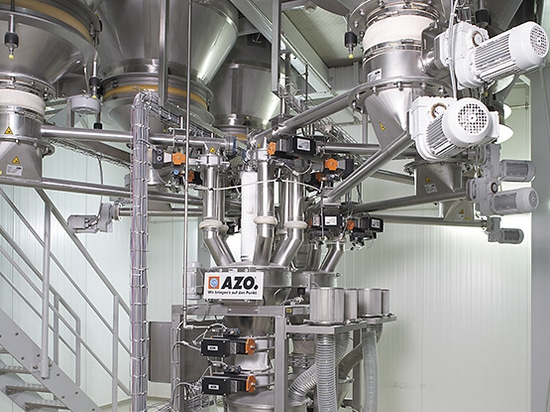 AZO COMPONENTER® circular, in the bakery industry