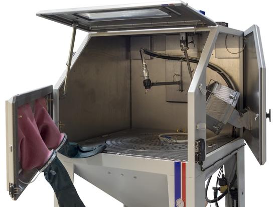 Guyson Euroblast® Ex 8SF ATEX blast cabinet