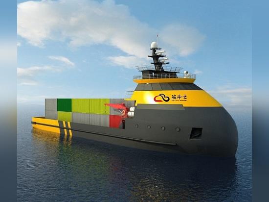 Oceanalpha future USV