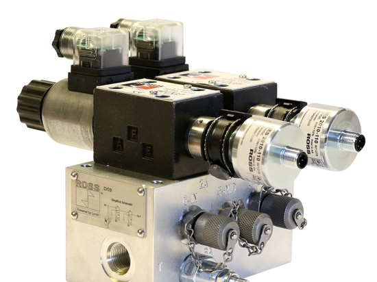 Ross Controls expands into hydraulics with hydraulic safety valve system