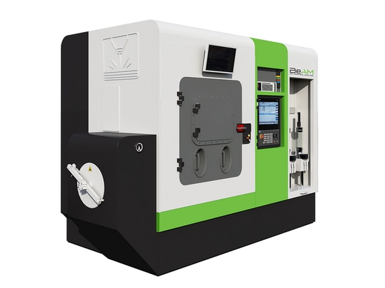 ORNL Invests in BeAM's Modulo 400 3D Printer
