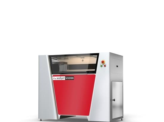 Voxeljet Adds New Materials to HSS Printing Portfolio