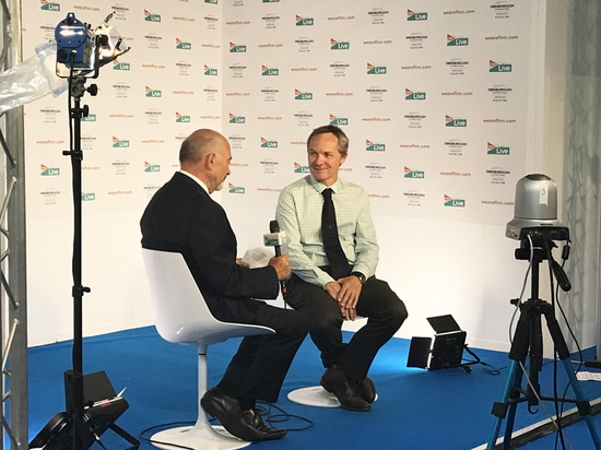 Video Interview: A future of opportunities for  specialised metals in the aerospace industry