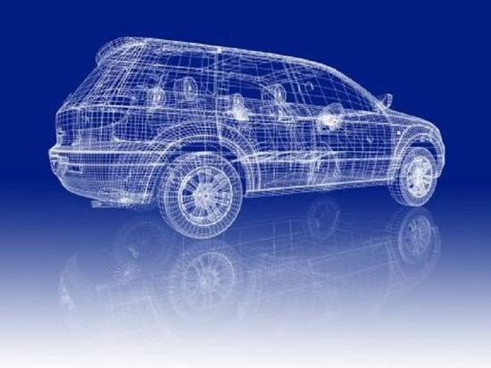 How cool the laser can be when applied in car industry