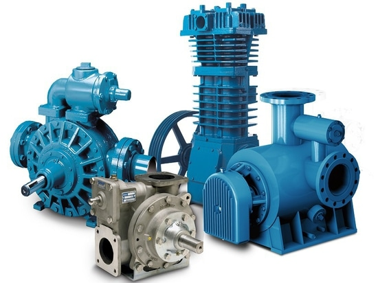 Blackmer® Featuring Pumps and Compressors for Liquid Terminal Applications at ILTA 2018
